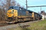 CSX 788, 8096 on Q417